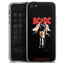 Apple iPhone SE Silikon Hülle Case - ACDC Riverplate