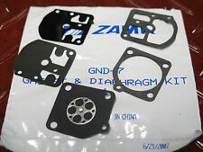 Zama genuine carburettor diaphram kit for Stihl Echo chainsaws Brushcutter GND-7