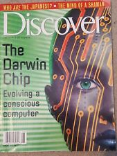 DISCOVER MAGAZINE THE DARWIN CHIP