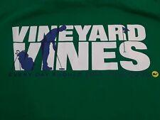 NWT Vineyard Vines Med Green Meadow Golf Long Sleeves Cotton T Shirt