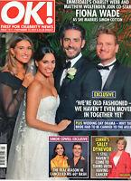 OK! Magazine November 12 2019 Fiona Wade Simon Cowell Jessica Biel Sally Dynevor