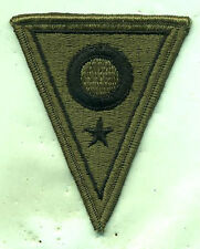 US Army Ohio National Guard Patch OD Subdued