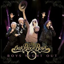 OAK RIDGE BOYS CD - BOYS NIGHT OUT (2014) - NEW UNOPENED - COUNTRY