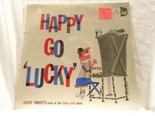 Happy Go LUCKY ROBERTS Garvin Bushell Joe Benjamin Period SEALED LP