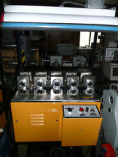 Gold and Silver Tube Forming Machines