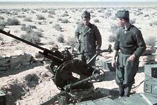WW2 photo German in North Africa by Erwin Rommel #02
