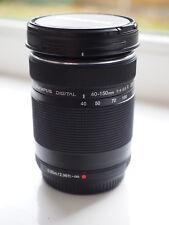 Nuovo di zecca MFT Olympus PEN OMD M43 M. Zuiko Digital ED 40‑150mm 1:4 .0 ‑ 5.6 R lente ED MSC