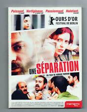 Une séparation de Asghar Farhadi - Ours d'Or Berlin - DVD