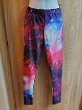 Galaxy Leggings Lotus Leggings Size Medium
