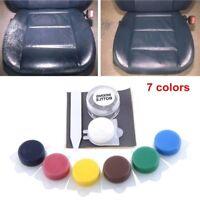 UK Car Seat Sofa Coats Holes Scratch No Heat Leather and Vinyl Repair Tool Kit J