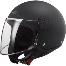 Casco LS2 Helmet Sphere Lux OF558 - Matt Black