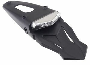 LED Rear Tail Light Enduro or SM fits Derbi 50 Senda SM X-treme 06-08