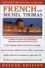 French With Michel Thomas: The Fastest Way to Learn a Language (Deluxe Language
