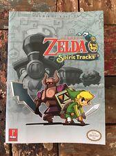 The Legend Of Zelda Spirit Tracks Prima Game Guide Like New