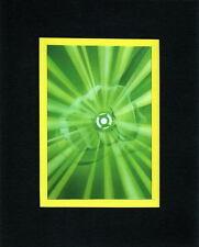 GREEN LANTERN'S LIGHT PRINT PROFESSIONALLY MATTED Alex Ross