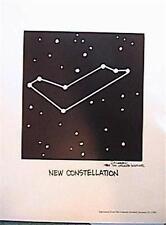 "NASA  8 X 10"" PHOTO LITHOGRAPH ""NEW CONSTELLATION"" ORLANDO SENTINEL JAN 1986 VGC"