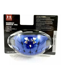 Under Armour Ua Gameday Pro Helmet Chin Strap Royal Blue Black Mens One Size New