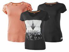 Damen Funktionsshirt Kurz Fitness Shirts Outdoor Trainingsshirt Laufshirt