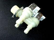 1678010   1678011 für Miele 3 fach dreifach Magnetventil 10,5 mm Zulaufventil 90