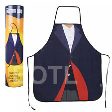 *NEW* Dr Who - Official 12th Doctor Who / Peter Capaldi - 100% Cotton Apron