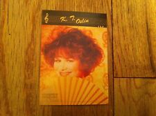 Vintage K.T. OSLIN KT Academy Of Country Music Trading Card #61 Collect-A-Card