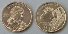 USA Native American Dollar - Sacagawea 2012 P unz.