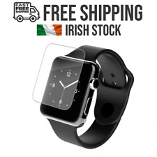 Tempered Glass Screen Protector For Apple Watch 5/4/3/2/1 | 38/40/42/44 mm