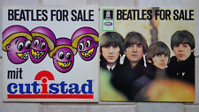 BEATLES FOR SALE mit CUTISTAD German PROMO LP 1C072-04 200 Stada Werbeplatte rar