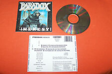 PARADOX HERESY CD