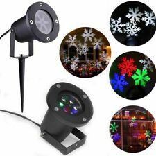 Outdoor Waterproof Landscape LED Lamp Laser Fairy Light Projection Projector New