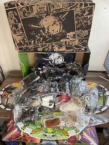 Teenage Mutant Ninja Turtles Technodrome Set Mega Bloks TMNT 31501 Collector