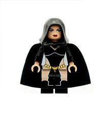 Personalizzato progettato Pupazzetto RAVEN NERO Arkham Knight stampata su parti LEGO