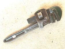 (n°39) old tool, OUTIL ANCIEN, clé à griffes de plombier