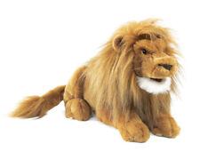 NEW Plush Soft Toy Folkmanis 2889 Big Cat Lion Hand Puppet
