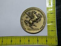 WOMEN OF THE AMERICAN REVOLUTIONARY ERA HORSEBACK MEDAL MEDALLIC ART CO CT 🌈⭐🌈