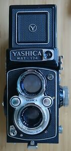 Yashica Mat - 124 TLR