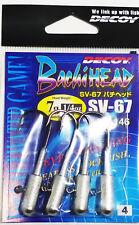 Decoy Bachi Head SV-67 #3/0 7gr