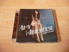 CD Amy Winehouse - Back to Black - 2006 - 9 Songs