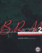 BRM: The Saga of British Racing Motors: v.2: Spaceframe Cars, 1959-65 by Tony Rudd, Doug Nye (Hardback, 2003)