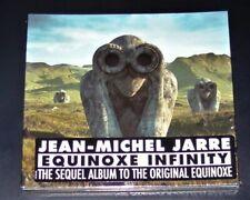 JEAN MICHEL JARRE EQUINOXE INFINITY CD IM DIGIPAK SCHNELLER VERSAND NEU