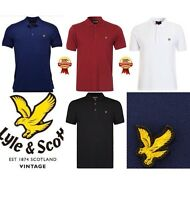Lyles and Scott Sleeve Men's polo T-Shirt