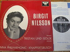 SXL 2184 Wagner Tristan & Isolde Excerpts / Nilsson / Knapppertsbusch W/B