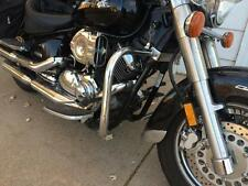 Yamaha V-Star 1100 Chrome Big Bar Engine Guard Highway Crash Bar