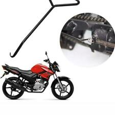 Motorcycle Exhaust Stand Puller Tools Accessories Bicycle T-Handle Spring Hook W