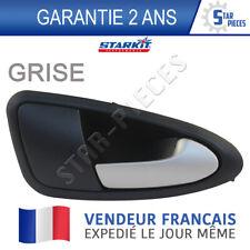 POIGNEE DE PORTE INTERIEURE AVANT DROITE SEAT IBIZA 6J 08-12 - GRISE