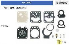 KIT RIPARAZIONE SERIE MEMBRANE membrana CARBURATORE WALBRO K10-WZ (K 10 WZ)