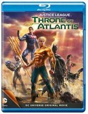 Justice League Throne of Atlantis 5051892187916 Blu-ray Region B