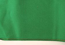 Coupon Toile à broder aïda 5,5 verte Zweigart Textile pour la broderie au point