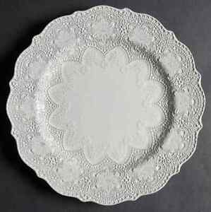 Arte Italica Merletto Antique Lace Dinner Plate 8398220