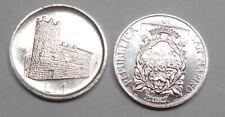San Marino 1 Lira 1988  FDC (UNC) Mulino dei poveri